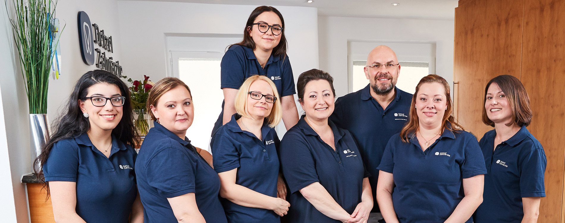 Zahnarztpraxis Detzel – Ihre Zahnärzte in Weingarten! - Team 1